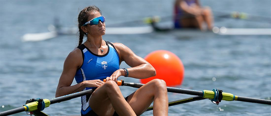 AP - Ολυμπιακοί Αγώνες - Τόκιο 2020 - Αννέτα Κυρίδου