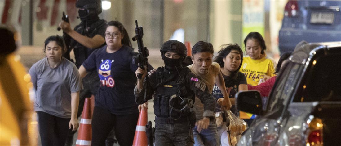 Ταϊλάνδη: Στρατιώτης έπνιξε στο αίμα εμπορικό κέντρο (βίντεο)