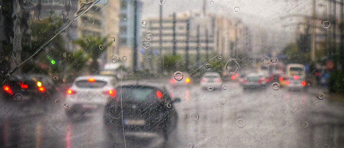 Κακοκαιρία: Πλημμύρες και κλειστοί δρόμοι στην Αθήνα (βίντεο)