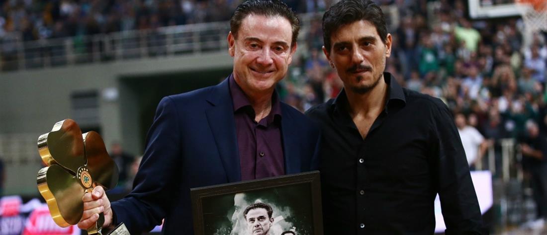 Γιαννακόπουλος: Με Πιτίνο πάμε στο Final 4 της Euroleague