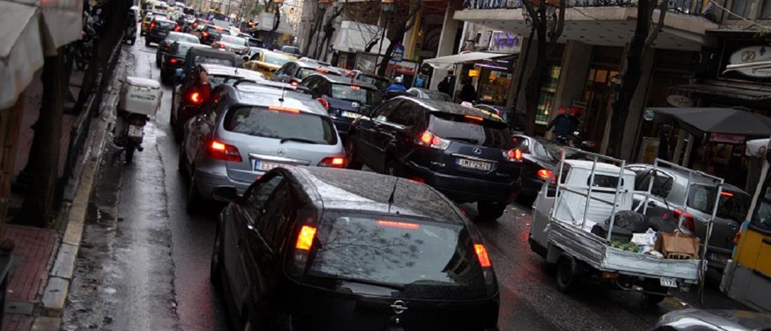 αυτοκίνητα - τέλη κυκλοφορίας
