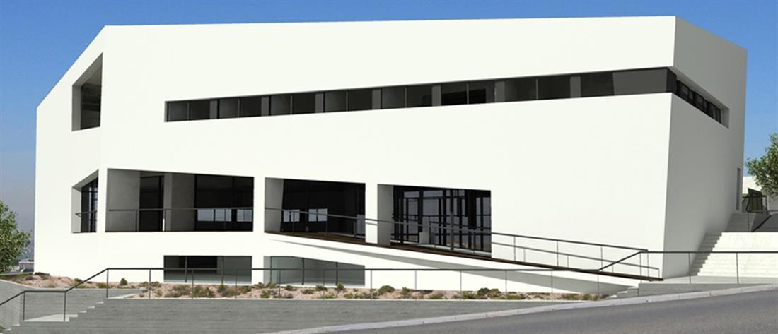 Νέο κτίριο για το Αστεροσκοπείο Αθηνών (εικόνες)