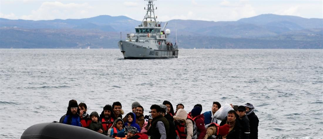 Μηταράκης: Η χώρα φυλάει τα σύνορα της με σεβασμό στο διεθνές δίκαιο