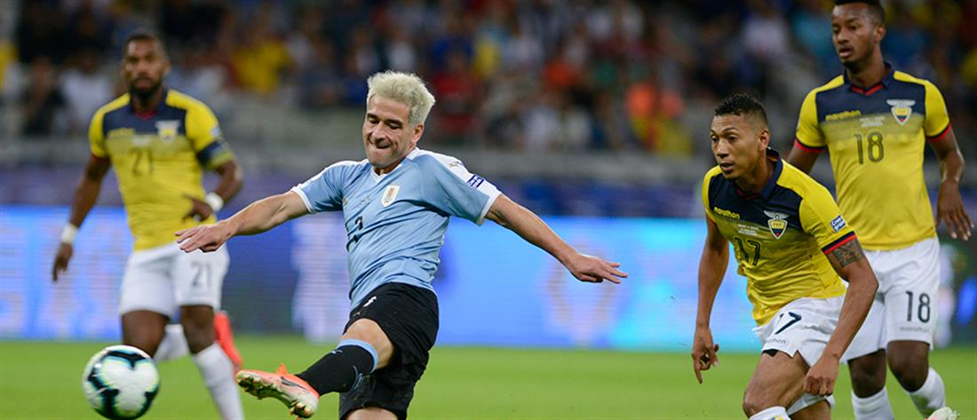 Copa America: σαρωτική στην πρεμιέρα η Ουρουγουάη