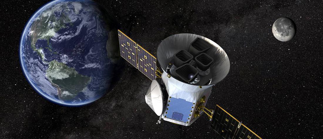 """Μια """"καυτή"""" υπερ-Γη """"είδε"""" το τηλεσκόπιο TESS"""