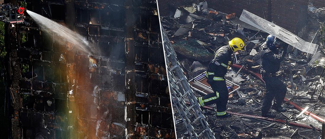 """Λονδίνο: θρήνος και οργή για την φονική φωτιά στον """"Πύργο της Κολάσεως"""""""