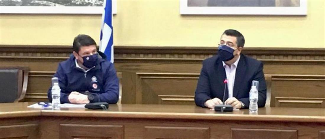 Τζιτζικώστας από Σέρρες: στον Δήμο το 90% των κρουσμάτων κορονοϊού