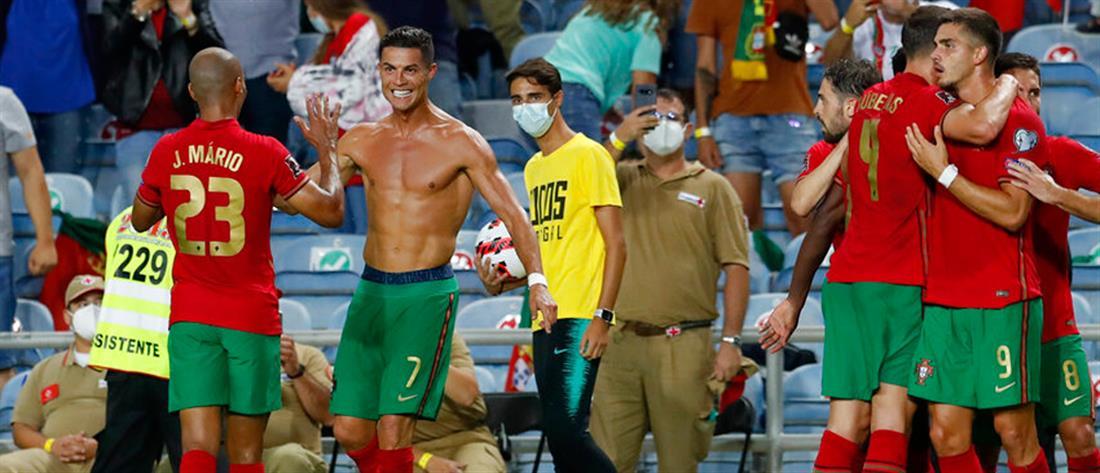 Ρονάλντο - Πορτογαλία