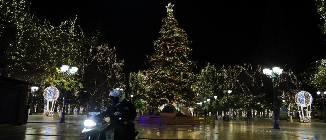 Σκέρτσος: οι πολίτες συμμορφώθηκαν με τα μέτρα την εορταστική περίοδο