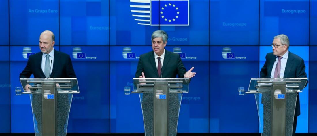 Μεγαλύτερη πρόοδο στις μεταρρυθμίσεις ζητά το Eurogroup από την Αθήνα