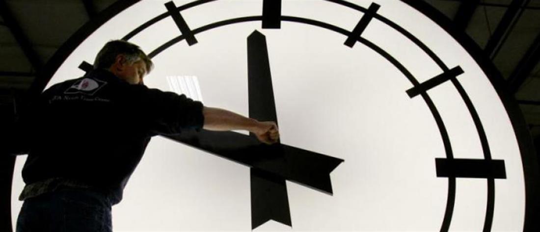 Αλλαγή ώρας: Πότε γυρίζουν οι δείκτες των ρολογιών μια ώρα πίσω
