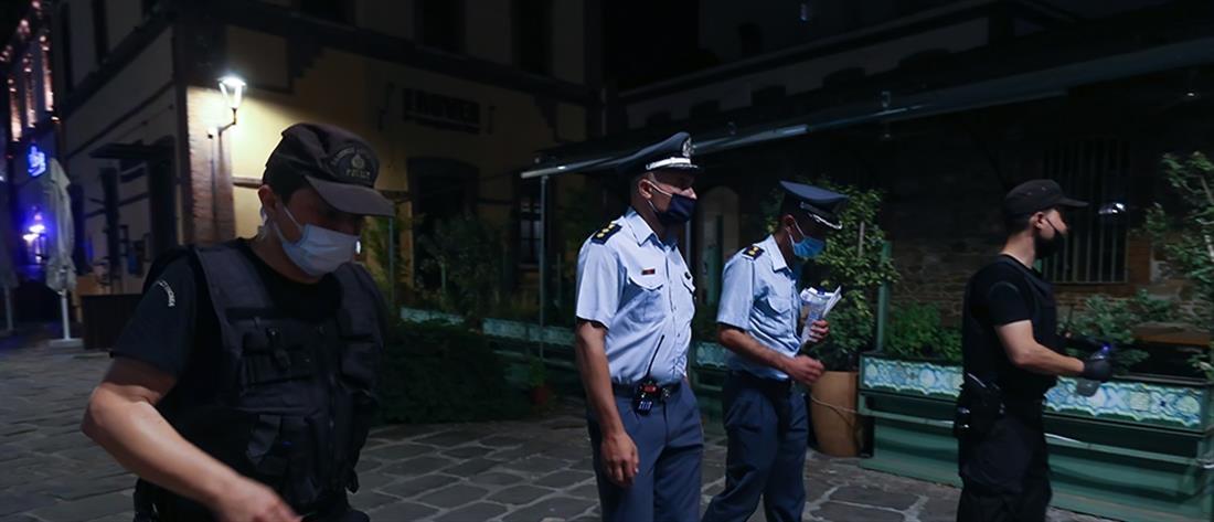 """Κορονοϊός: """"Λουκέτα"""" σε όλη την χώρα για παραβίαση των μέτρων"""