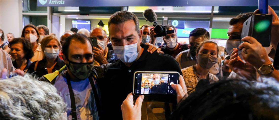 Τσίπρας: ντροπή να μη σέβεται η κυβέρνηση τα όνειρα της νέας γενιάς