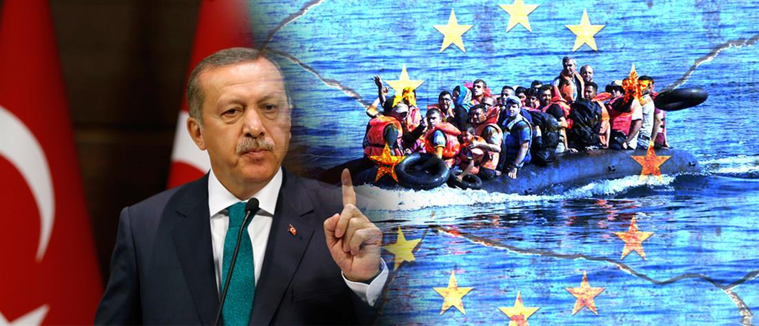 Κομισιόν σε Τουρκία: απομακρύνετε τους μετανάστες από τα ελληνικά σύνορα