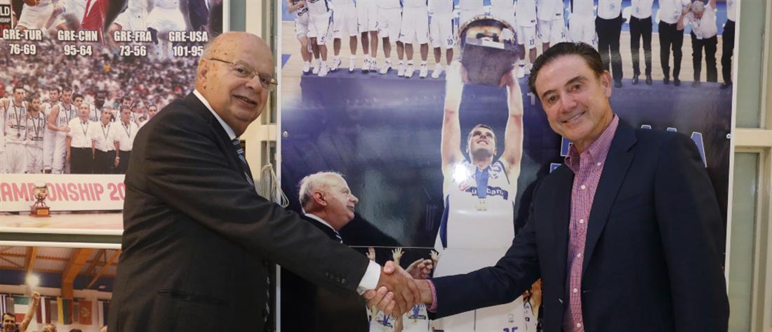 Ο Ρικ Πιτίνο θα είναι ο προπονητής της Εθνικής Ελλάδας