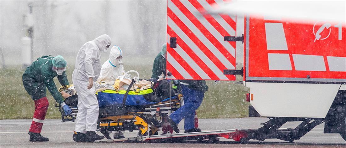 Κορονοϊός: 266 νέοι θάνατοι στην Γερμανία