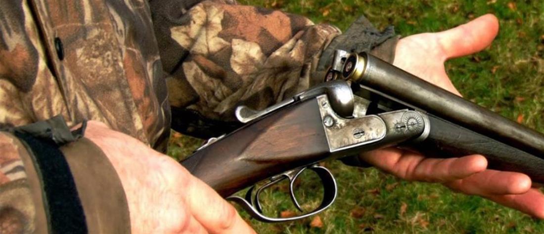 Κυνηγός πυροβολήθηκε στο πρόσωπο