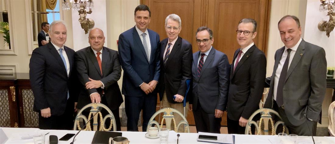 Επαφές Κικίλια για την προσέλκυση επενδύσεων στον τομέα της Υγείας
