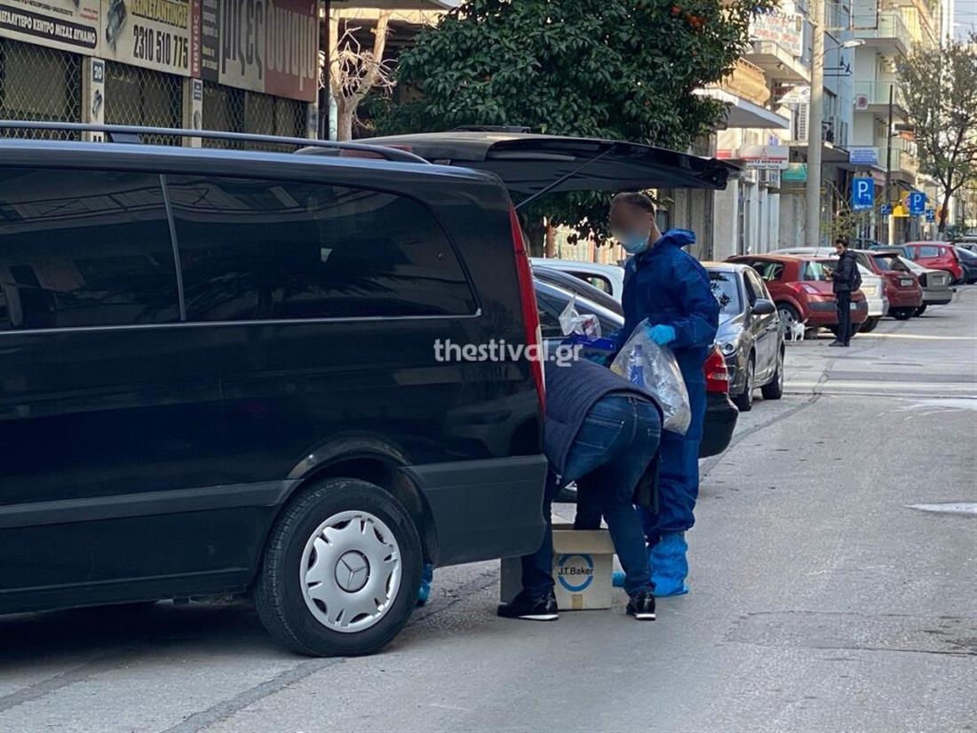 Θεσσαλονίκη - έγκλημα