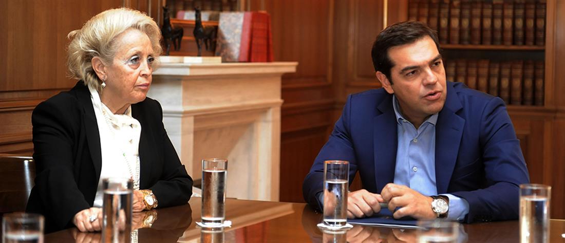 Η Βασιλική Θάνου προτείνεται για Πρόεδρος της Επιτροπής Ανταγωνισμού