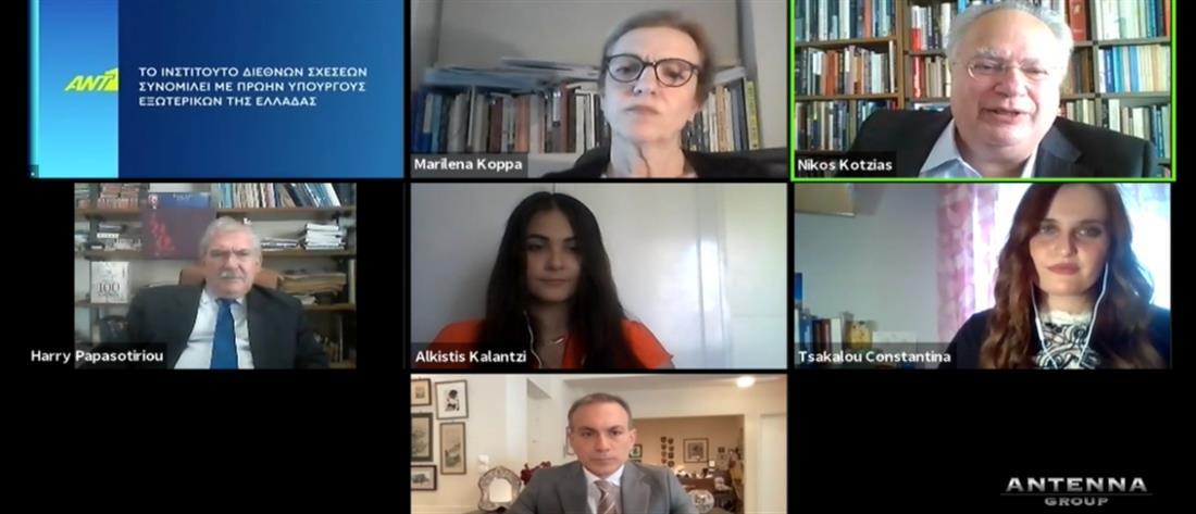 ΙΔΙΣ - Κοτζιάς για Συμφωνία των Πρεσπών: κίνδυνοι από την ολιγωρία στην εφαρμογή της