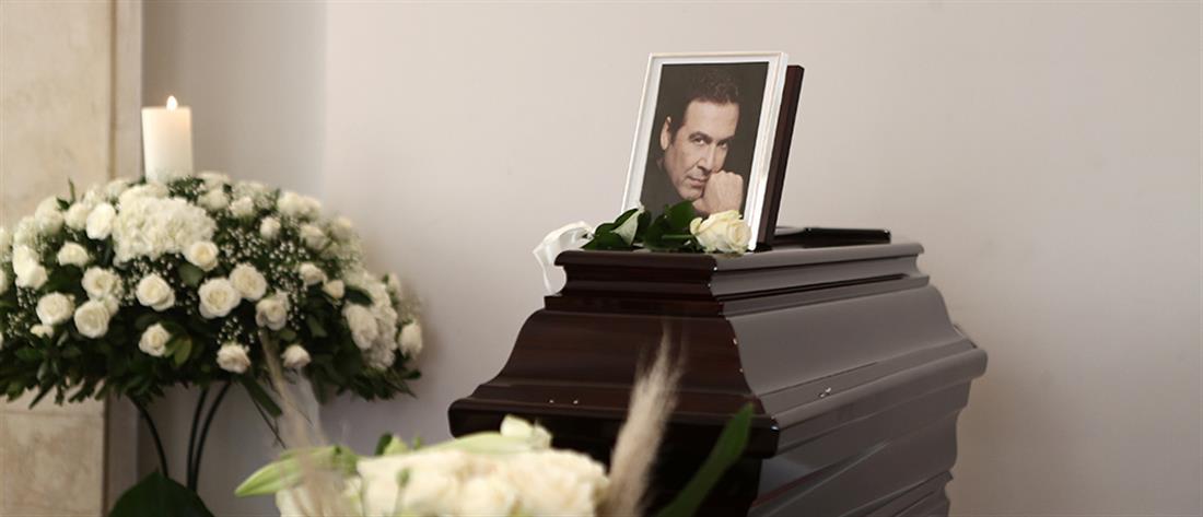 Τόλης Βοσκόπουλος - κηδεία