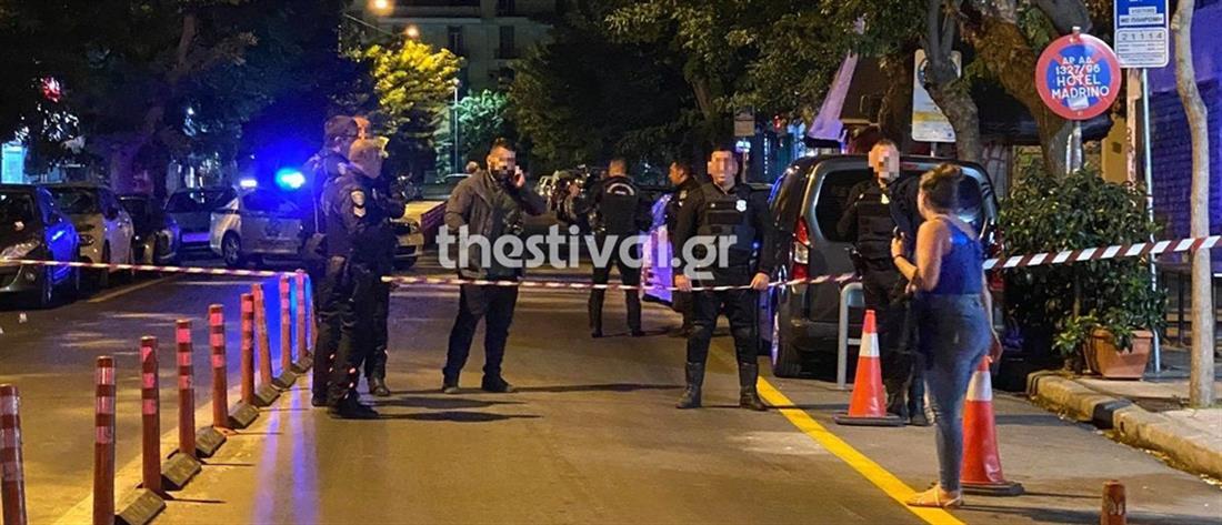 Αιματηρή συμπλοκή στη Θεσσαλονίκη