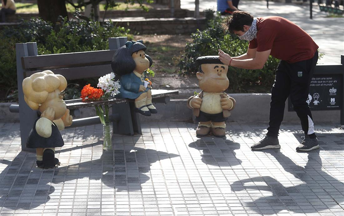 Αργεντινή - γελοιογράφος - Κίνο