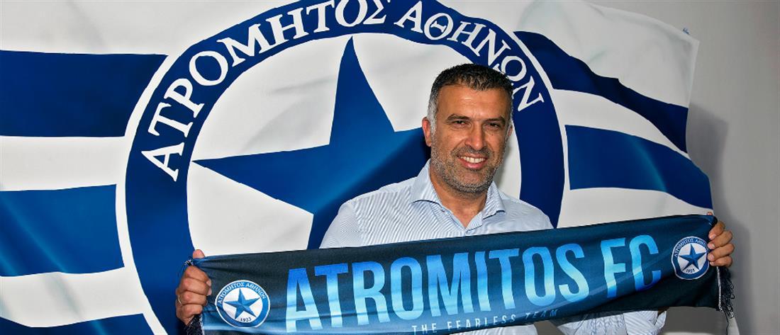 """Ο Γιάννης Αναστασίου στο """"τιμόνι"""" του Ατρομήτου"""