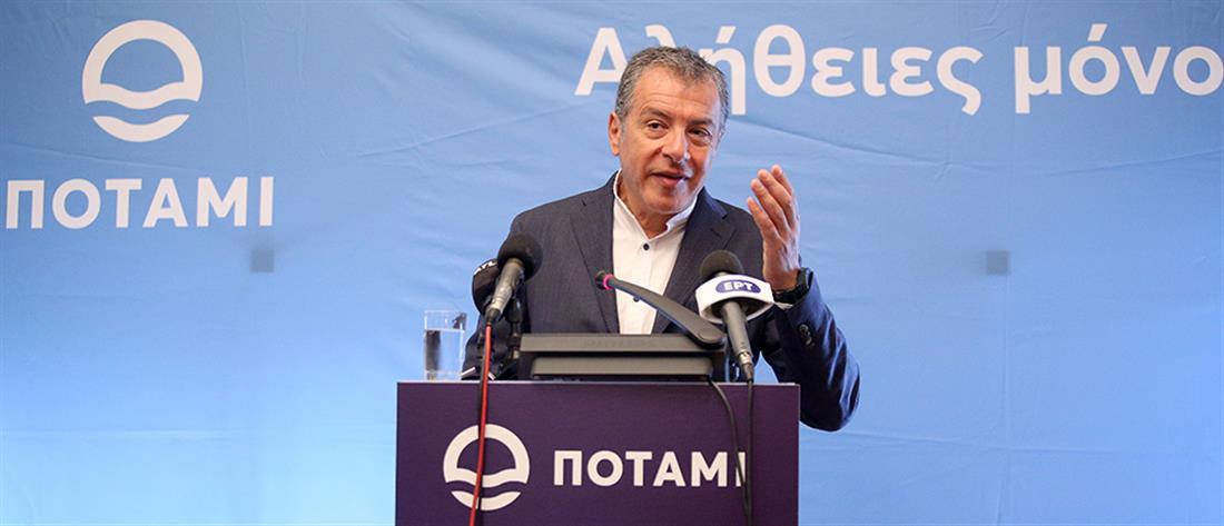 Θεοδωράκης: Το Ποτάμι θα είναι η έκπληξη των ευρωεκλογών