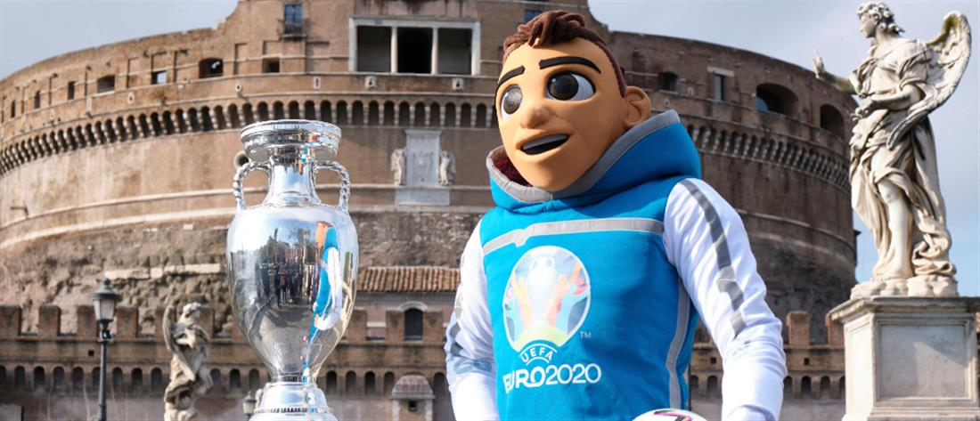 EURO 2020 - ΜΑΣΚΟΤ - ΙΤΑΛΙΑ