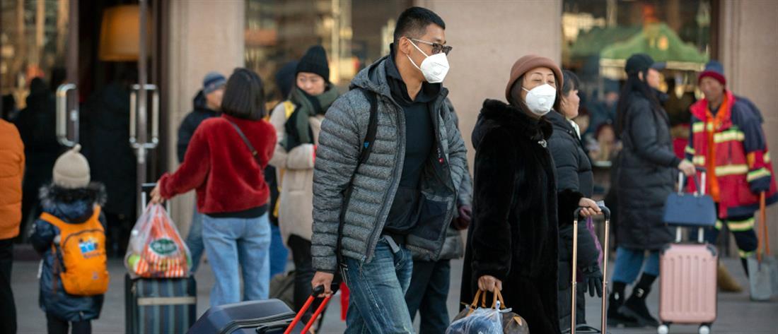 Κοροναϊός: Ανησυχία για εξάπλωση του θανατηφόρου ιού