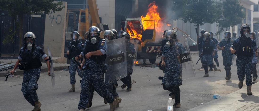 Χάος στον Λίβανο: Παραιτήθηκε η κυβέρνηση μετά τις φονική έκρηξη