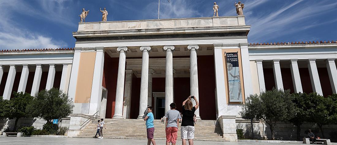 Άνοιξε το πωλητήριο στο Αρχαιολογικό Μουσείο