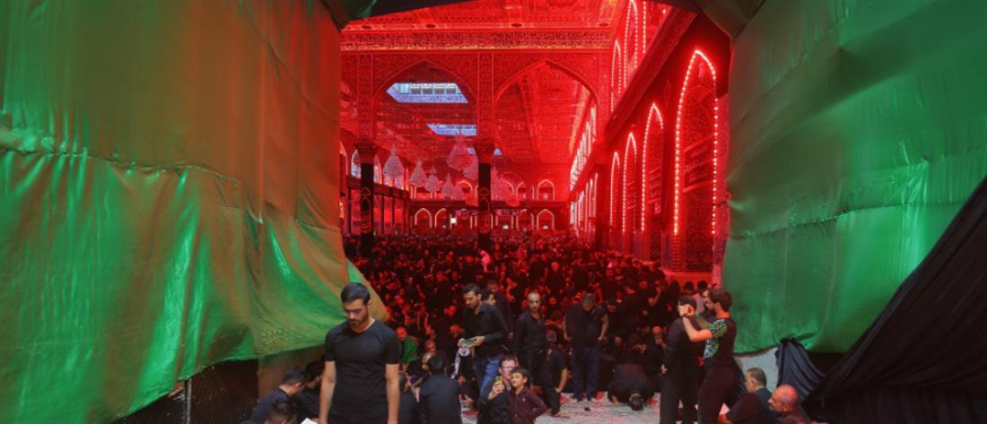 Ιράκ: Τραγωδία με δεκάδες νεκρούς σε θρησκευτική εκδήλωση