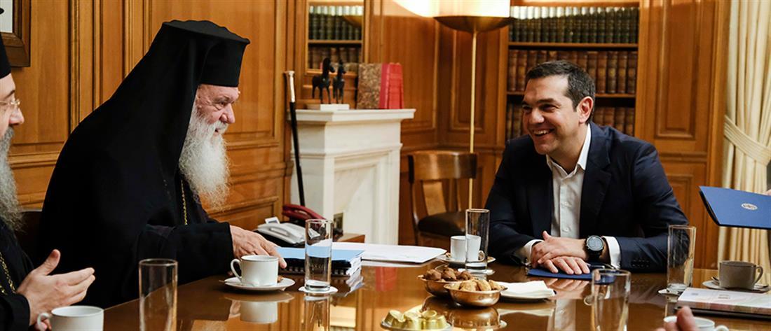Τζανακόπουλος προς Ιεράρχες: αν αρνηθεί η Εκκλησία, θα ρυθμίσουμε μόνοι μας την μισθοδοσία του κλήρου