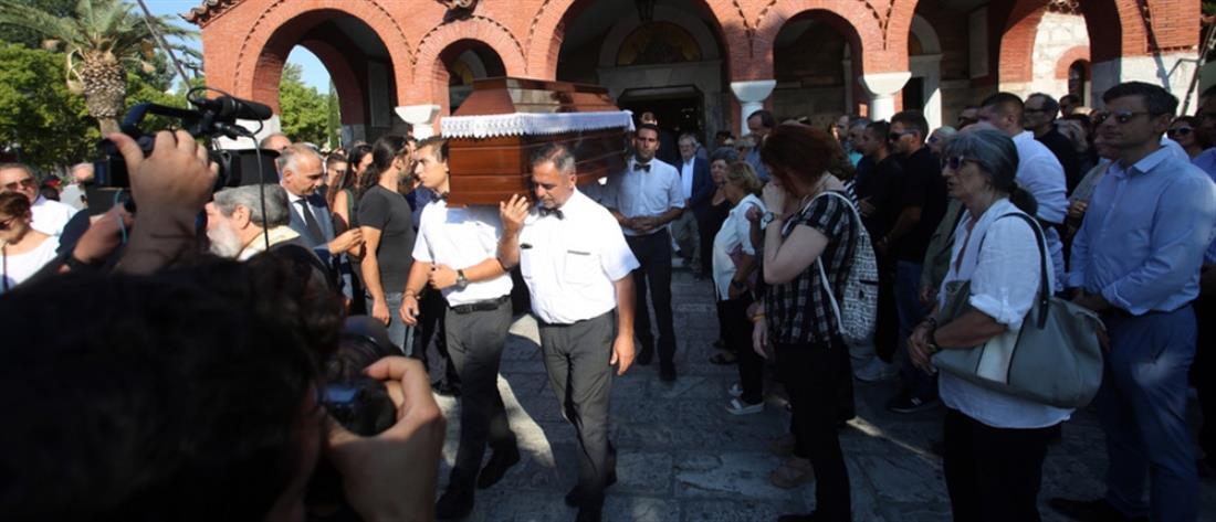 Κηδεύτηκε δημοσία δαπάνη ο ηρωικός ψαράς Κώστας Αρβανίτης