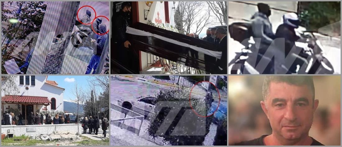 Γιώργος Καραϊβάζ: Θλίψη στην κηδεία του δημοσιογράφου στη Δράμα (εικόνες)