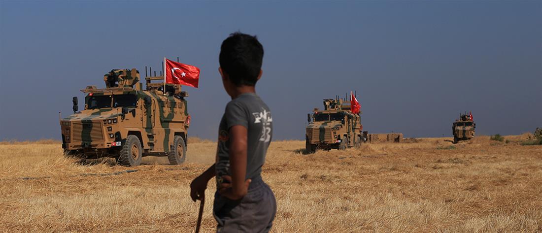 """""""Πράσινο φως"""" των ΗΠΑ για επέμβαση της Τουρκίας στη Συρία"""