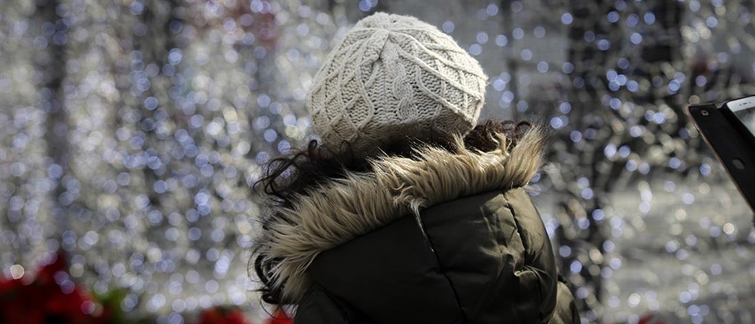 """Καιρός: Έρχεται βαρυχειμωνιά – """"Βουτιά"""" της θερμοκρασίας και χιόνια (βίντεο)"""