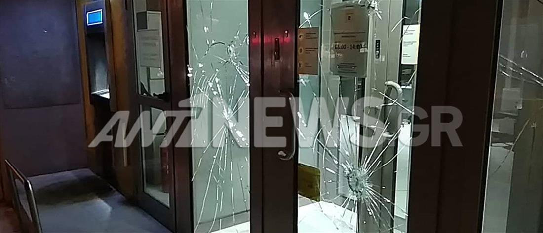 """Ανάληψη ευθύνης για τις """"καταδρομικές"""" επιθέσεις στην Καισαριανή"""