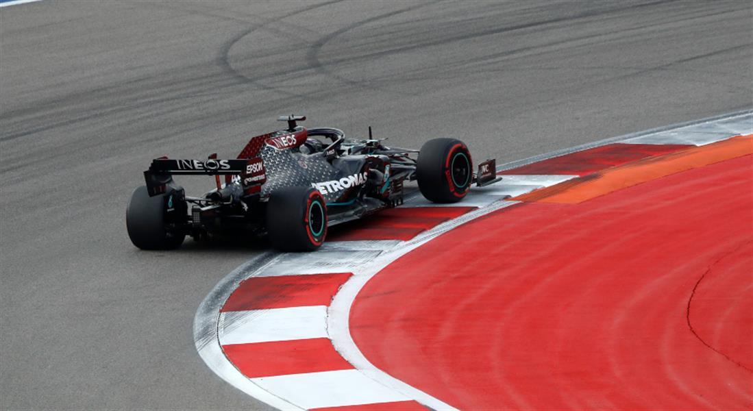 AP - Formula 1 - Λούις Χάμιλτον - Ρωσία
