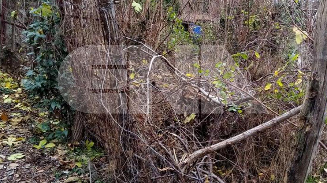 Καβάλα - πηγάδι - πτώμα