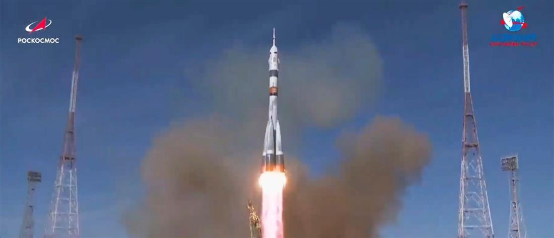 """Διεθνής Διαστημικός Σταθμός: Ταξίδι-""""αστραπή"""" του Σογιούζ (βίντεο)"""