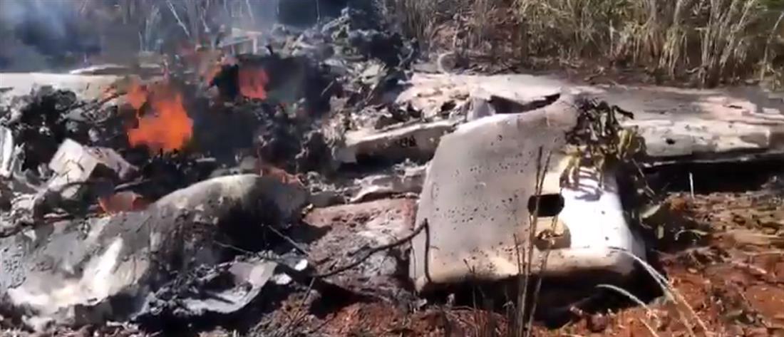 Αεροπορική τραγωδία με νεκρούς ποδοσφαιριστές