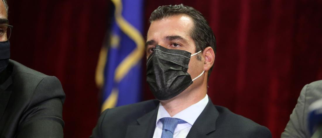 Πλεύρης: Αδιάβαστος ο Τσίπρας για τα θέματα του υπουργείου Υγείας