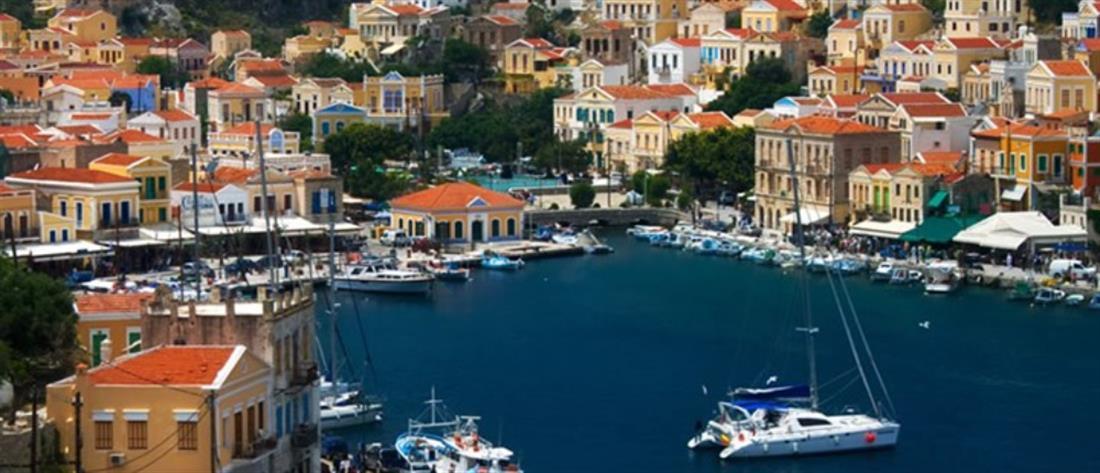 Ελληνικό αλιευτικό συγκρούστηκε με τουρκικό σκάφος στην Σύμη