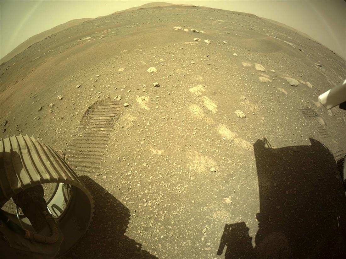 NASA - Perseverance - Άρης