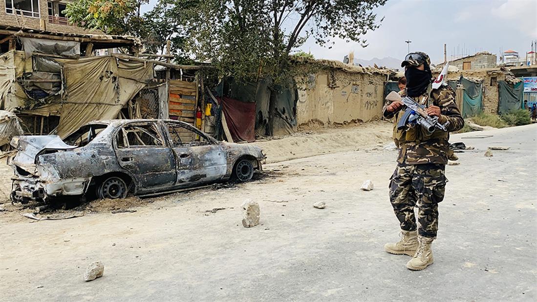 Αφγανιστάν - πυρά
