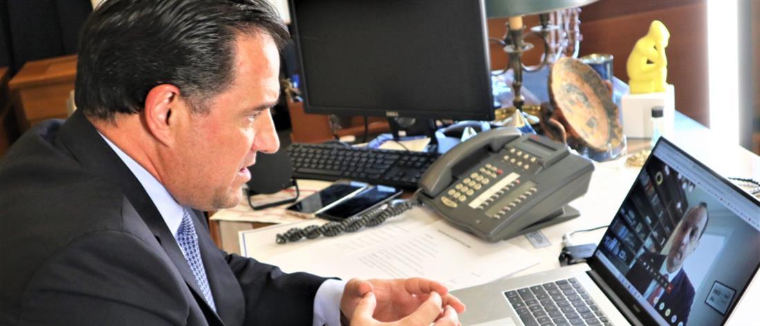 Η Αναπτυξιακή Τράπεζα των ΗΠΑ προωθεί στρατηγικές επενδύσεις στην Ελλάδα